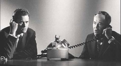 Fail Safe (Henry Fonda and Larry Hagman)