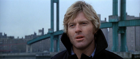 Robert Redford; Three Days of the Condor