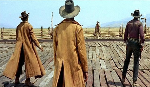 Once upon a Time in the West